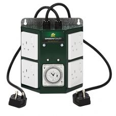 Green Power Professional 4 Way Contactor Timer